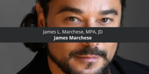 James Marchese, MPA, JD I would love to hear from them. The opportunity